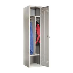 Шкаф для одежды ПРАКТИК LS (LE) 11-40D