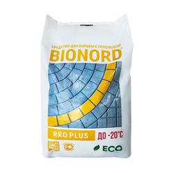 Противогололедный реагент BIONORD PRO PLUS 23 кг