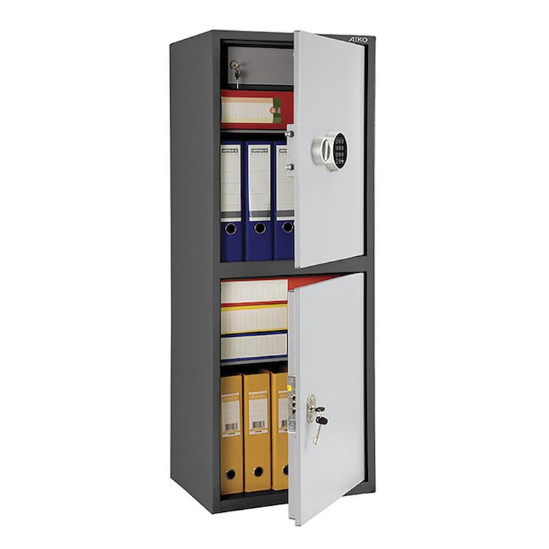Шкаф бухгалтерский AIKO SL 125/2Т EL