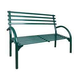 Скамейка Беседа №3 зеленая
