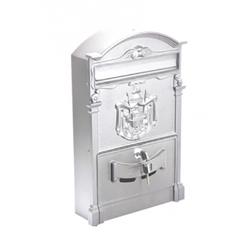 Почтовый ящик LION ANTIQUE White