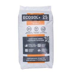 Противогололедный реагент Экосол ПЛЮС 25 кг