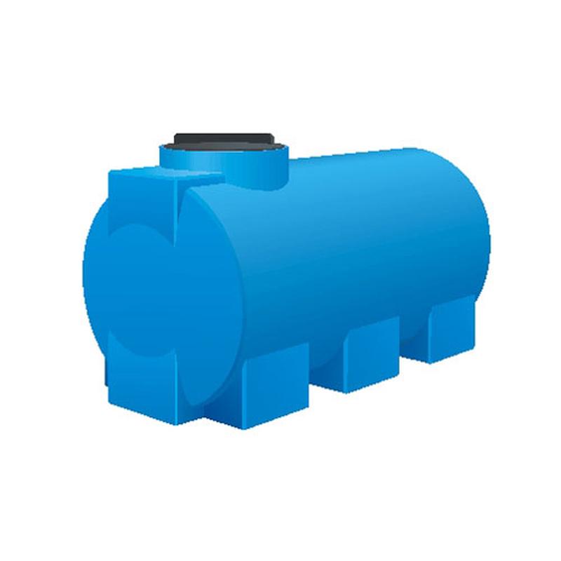 Пластиковая емкость горизонтальная ЭВГ 1000