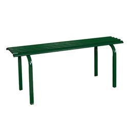 Скамейка №1 зеленая