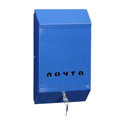 Почтовый ящик (синий)