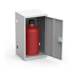 Шкаф для газового баллона ШГР 27-1 (27 л)