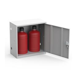 Шкаф для двух газовых баллонов ШГР 27-2 (27 л)