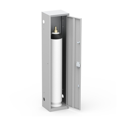 Шкаф для газового баллона ШГР 40-1 (40 л)