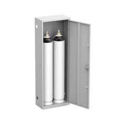 Шкаф для двух газовых баллонов ШГР 40-2 (40 л)