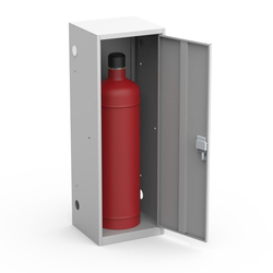 Шкаф для газового баллона ШГР 50-1 (50 л)