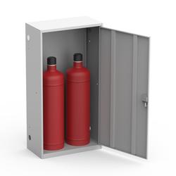 Шкаф для двух газовых баллонов ШГР 50-2 (50 л)