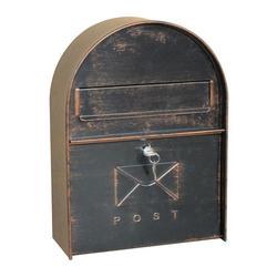 Почтовый ящик ВН 26 brown antique