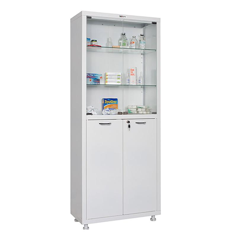 Медицинский шкаф HILFE MD 2 1670/SG