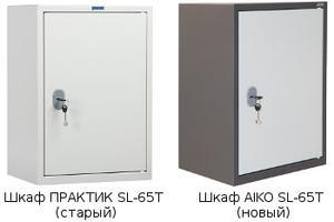 Шкафы ПРАКТИК SL